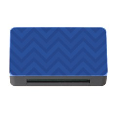 Zigzag  pattern Memory Card Reader with CF