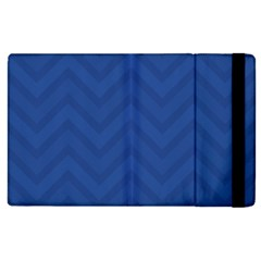 Zigzag  pattern Apple iPad 2 Flip Case