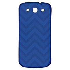 Zigzag  pattern Samsung Galaxy S3 S III Classic Hardshell Back Case
