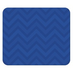 Zigzag  pattern Double Sided Flano Blanket (Small)