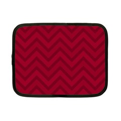 Zigzag  pattern Netbook Case (Small)