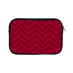 Zigzag  pattern Apple iPad Mini Zipper Cases