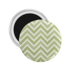 Zigzag  pattern 2.25  Magnets