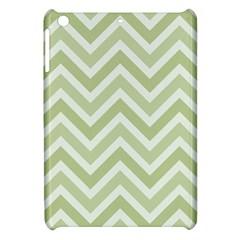 Zigzag  pattern Apple iPad Mini Hardshell Case