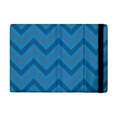 Zigzag  pattern iPad Mini 2 Flip Cases