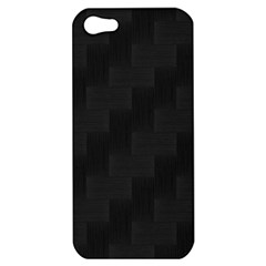 Zigzag  pattern Apple iPhone 5 Hardshell Case