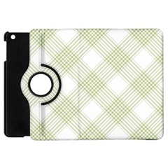 Zigzag  pattern Apple iPad Mini Flip 360 Case