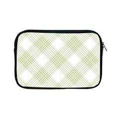 Zigzag  pattern Apple iPad Mini Zipper Cases