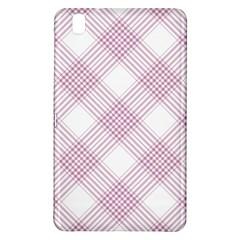 Zigzag pattern Samsung Galaxy Tab Pro 8.4 Hardshell Case