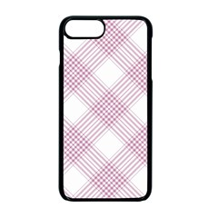 Zigzag pattern Apple iPhone 7 Plus Seamless Case (Black)