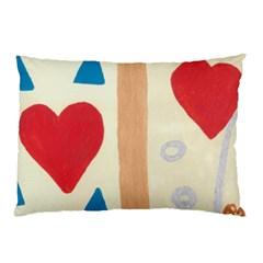Love path Pillow Case