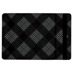 Zigzag pattern iPad Air 2 Flip