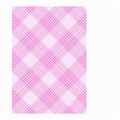 Zigzag pattern Small Garden Flag (Two Sides)