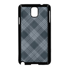 Zigzag pattern Samsung Galaxy Note 3 Neo Hardshell Case (Black)