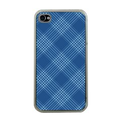Zigzag pattern Apple iPhone 4 Case (Clear)
