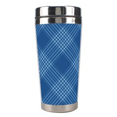 Zigzag pattern Stainless Steel Travel Tumblers