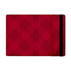 Zigzag pattern Apple iPad Mini Flip Case