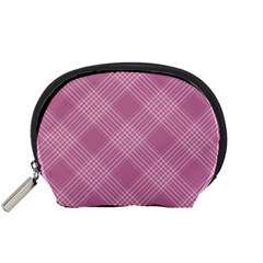 Zigzag pattern Accessory Pouches (Small)