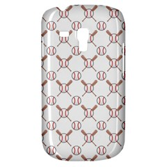 Baseball Bat Scrapbook Sport Galaxy S3 Mini