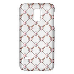 Baseball Bat Scrapbook Sport Galaxy S5 Mini