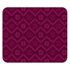 Pattern Double Sided Flano Blanket (Small)