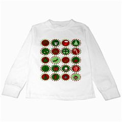 Christmas Kids Long Sleeve T-Shirts