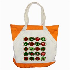 Christmas Accent Tote Bag