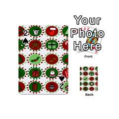 Christmas Playing Cards 54 (Mini)