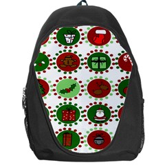 Christmas Backpack Bag