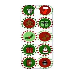 Christmas Samsung Galaxy S4 I9500/I9505  Hardshell Back Case
