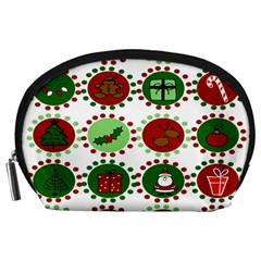 Christmas Accessory Pouches (Large)