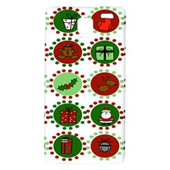 Christmas Galaxy Note 4 Back Case