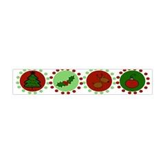 Christmas Flano Scarf (Mini)