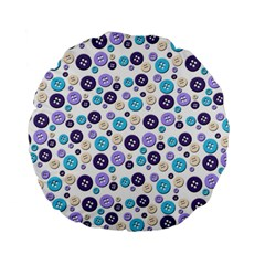 Buttons Chlotes Standard 15  Premium Round Cushions