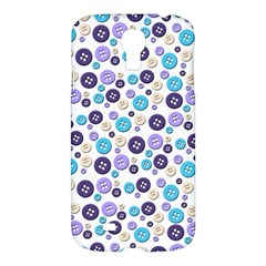 Buttons Chlotes Samsung Galaxy S4 I9500/I9505 Hardshell Case
