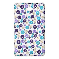 Buttons Chlotes Samsung Galaxy Tab 4 (7 ) Hardshell Case