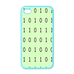 Code Number One Zero Apple iPhone 4 Case (Color)
