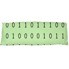 Code Number One Zero Body Pillow Case (Dakimakura)