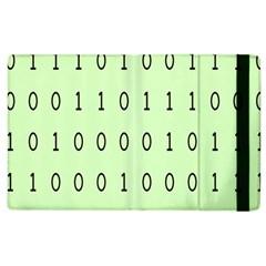 Code Number One Zero Apple iPad 2 Flip Case