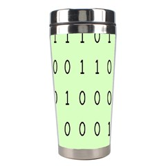 Code Number One Zero Stainless Steel Travel Tumblers