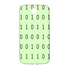 Code Number One Zero Samsung Galaxy S4 I9500/I9505  Hardshell Back Case