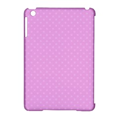 Dots Apple iPad Mini Hardshell Case (Compatible with Smart Cover)
