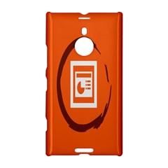 Circles Orange Nokia Lumia 1520