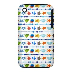 Coral Reef Fish Coral Star iPhone 3S/3GS