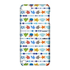 Coral Reef Fish Coral Star Apple iPod Touch 5 Hardshell Case with Stand