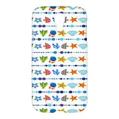 Coral Reef Fish Coral Star Samsung Galaxy S4 I9500/I9505 Hardshell Case