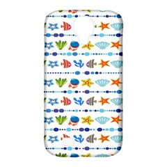Coral Reef Fish Coral Star Samsung Galaxy S4 Classic Hardshell Case (PC+Silicone)
