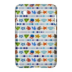 Coral Reef Fish Coral Star Samsung Galaxy Tab 2 (7 ) P3100 Hardshell Case