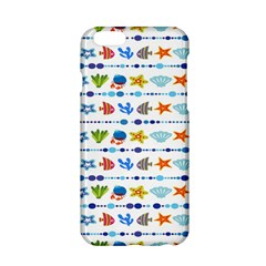 Coral Reef Fish Coral Star Apple iPhone 6/6S Hardshell Case