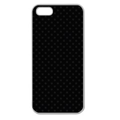 Dots Apple Seamless iPhone 5 Case (Clear)